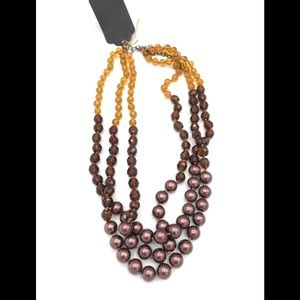 Cold water creek necklace (b23)